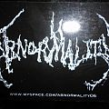Other Collectable - Abnormality Sticker