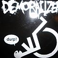 Other Collectable - Demoralizer Sticker (Wheelchair)