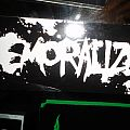 Other Collectable - Black Demoralizer Sticker