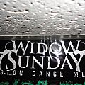 Other Collectable - Widow Sunday Sticker