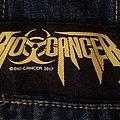 Bio Cancer logo patch