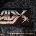 ADX - Patch - ADX logo patch