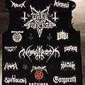 B-W Black Metal battle vest