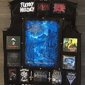 Fleddy Melculy - Battle Jacket - My standard festival battle vest
