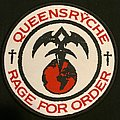 Queensryche Rage for order  Patch