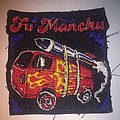 One of a kind Fu Manchu Boogie Van patch (SOLD)