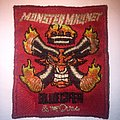 Monster magnet patch SOLD