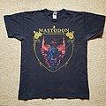 Mastodon - TShirt or Longsleeve - Mastodon - Crusher Destroyer - Short Sleeve - L