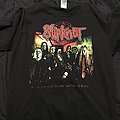 Slipknot tour shirt vol 3