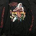 Cannibal corpse L long sleeve  TShirt or Longsleeve