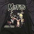 Misfits wolfsblood cut off shirt