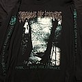 Cradle of filth long sleeve