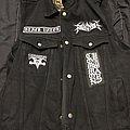 Common War - Battle Jacket - Black denim vest
