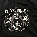 Flatliners hoodie L or XL Hooded Top