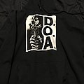 "D.O.A. hoodie ""talk -action = 0"""