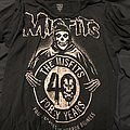 Misfits offical 40 year aniversy tshirt