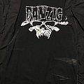 Danzig cut off shirt