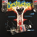 Destruction - TShirt or Longsleeve - destruction shirt - size L