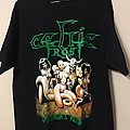celtic frost t-shirt size L