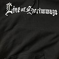 "Line of scrimmage ""humanity"" hoodie"