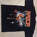 Razor - Violent Restitution T-Shirt