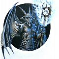 Baphomet - Other Collectable - Painting of Baphomet