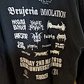 Brujeria - Hooded Top - Deathfest 2010 hoody