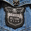 Pantera hell patrol patch