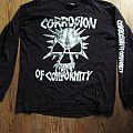 Corrosion Of Conformity Longsleeve 1992 TShirt or Longsleeve