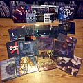 Entombed vinyl (and 1 CD) collection