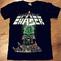 Space chaser - alien trophy hunter shirt