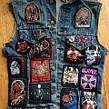 Slayer tribute vest update Battle Jacket