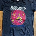 Massacre 1991 Tour shirt