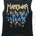 Manowar bootleg shirt 1987