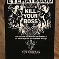 Eyehategod Backpatch