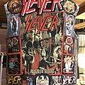 Slayer - Battle Jacket - New Slayer tribute vest