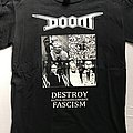 Doom - Destroy Fascism Shirt