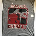 Metallica - TShirt or Longsleeve - Metallica - Kill 'Em All Shirt 87