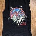 Slayer - TShirt or Longsleeve - Slayer - Hell Awaits - Shirt