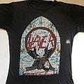 Slayer - Altar Of Sacrifice Shirt 1986