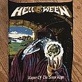 Helloween Back Patch
