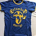 Entombed - Blue Sverige Shirt