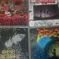 Recent vinyl scores