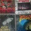 Recent vinyl scores Tape / Vinyl / CD / Recording etc
