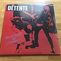 DETENTE - Recognize no authority lim. green Vinyl LP