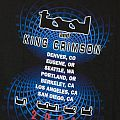 Tool - TShirt or Longsleeve - TOOL & King Crimson 2001 Tourshirt, XL