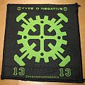 Patch - Type O Negative - Cogwheel patch