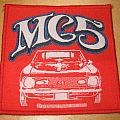 Patch - MC5 - 'Chevy' patch