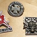 Other Collectable - The Cult - Collection of badges