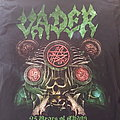 Vader - 25 years of Chaos, Eastern tour TShirt or Longsleeve